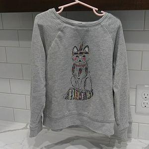 Chaps Fox Sweatshirt